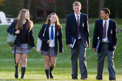 Boarding School Students
